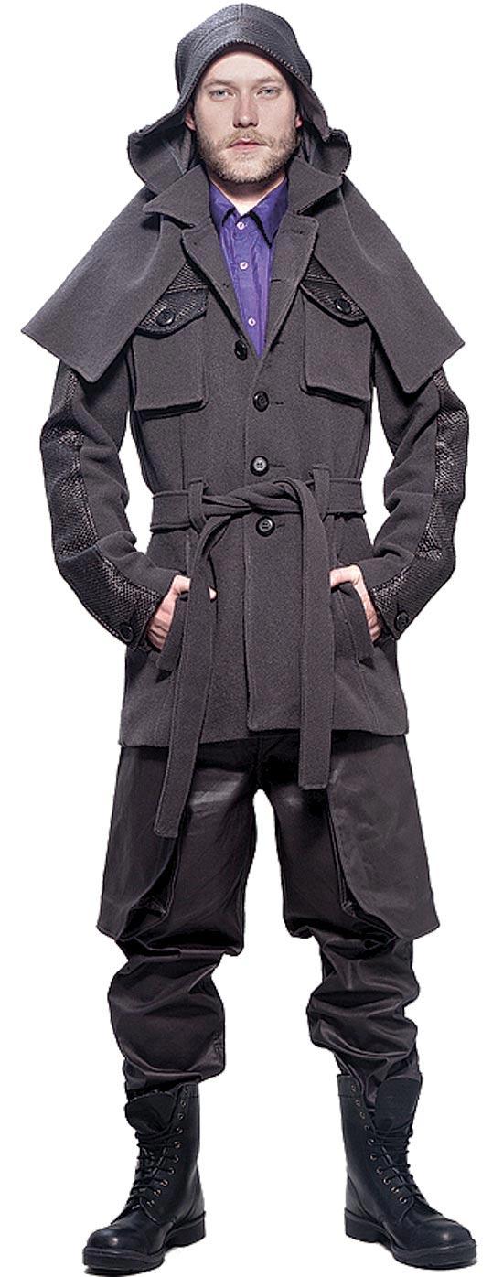עיצוב בגדים דן רובנקו / צלם: ;יחצ